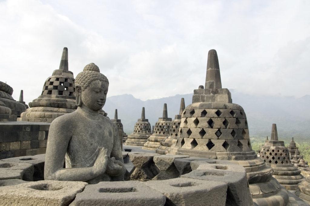 Borobodur auf Java