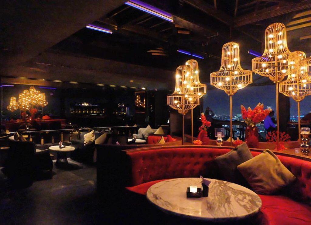 Cloud Lounge & Dining  rooftop bar Jakarta