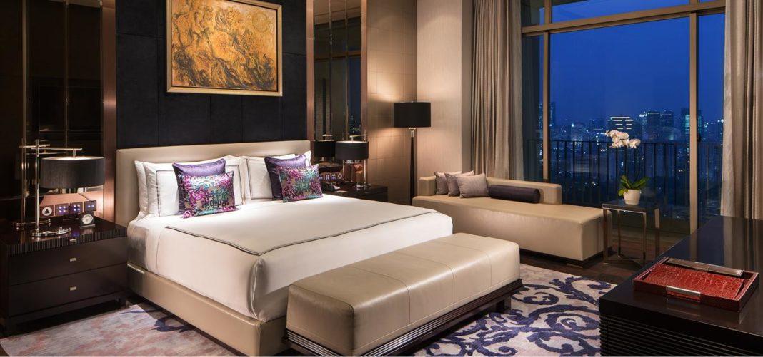 Fairmont Jakarta Hotelzimmer