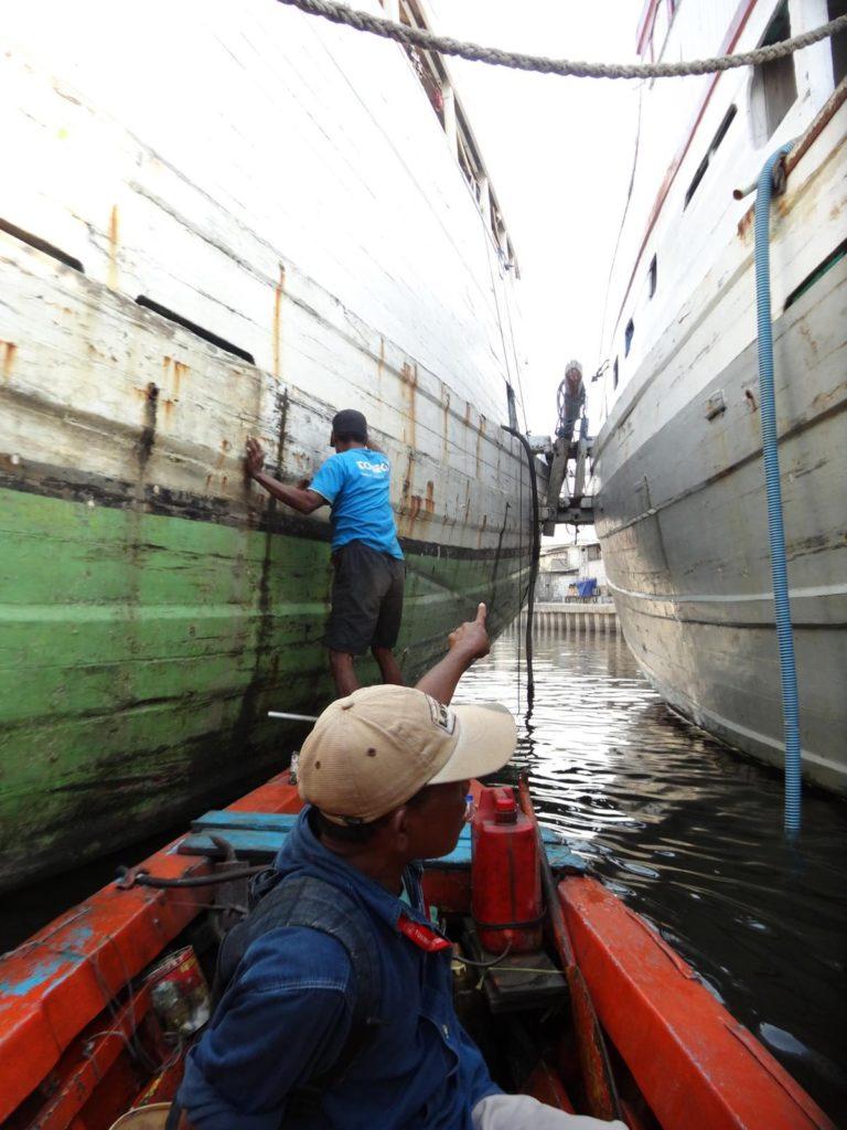 Hafen-Sunda-Kelapa-Jakarta-Rundfahrt