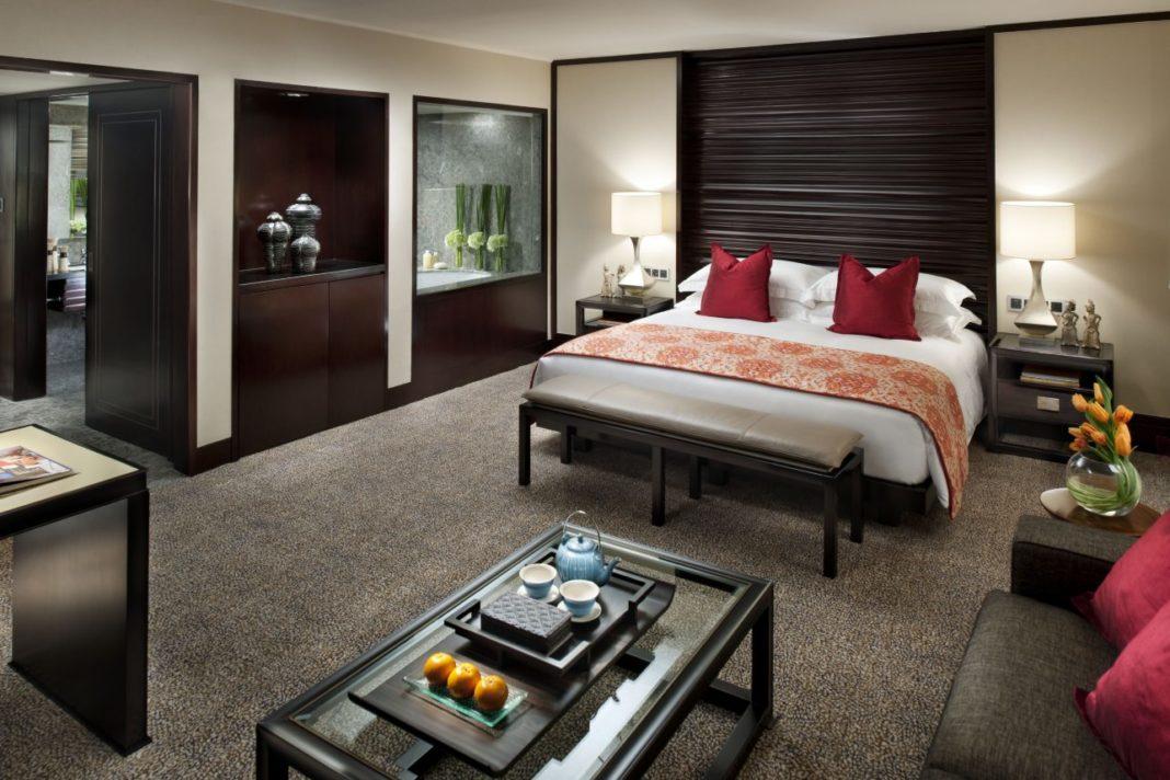Mandarin Oriental Jakarta Hotel-Zimmer