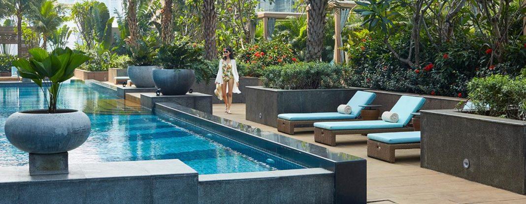 Raffles Hotel Jakarta Pool