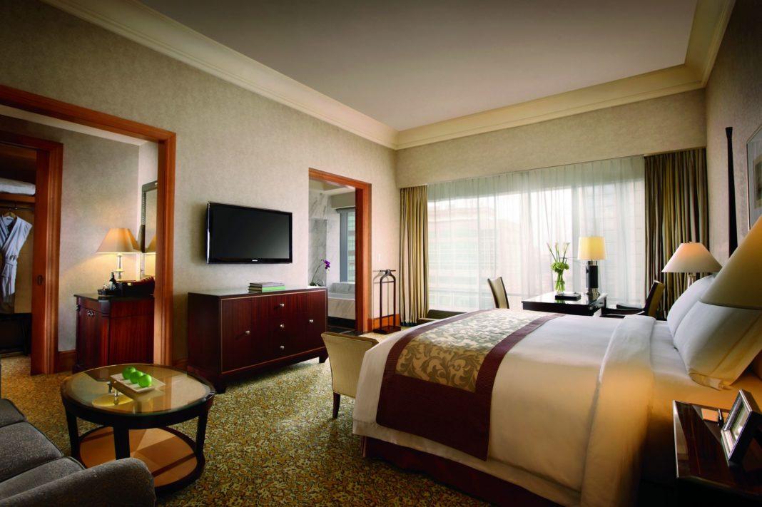 The Ritz-Carlton Mega Kuningan Jakarta Hotelzimmer