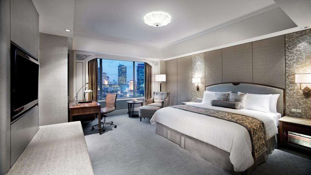 Shangri-La Hotel Jakarta Hotelzimmer